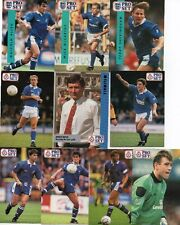 MILLWALL all ProSet cards produced