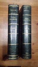 MEDICINA Tratado elemental de clínica terapéutica por el Dr. Gastón Lyon 1903