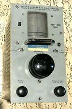 Rohde & Schwarz UHF Plug-in Einschub III Mess-Empfänger ESU