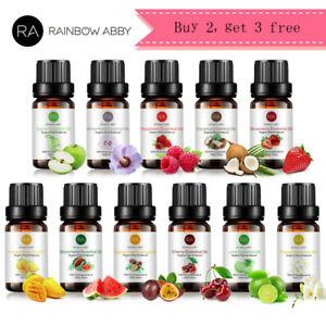 100% Obst ätherisches Öl ätherische Öle Aromatherapie Duftöl Therapeutisch 10ml