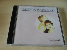 Zoomfactor - Focused / Euro House Electronic CD ULTRARAR