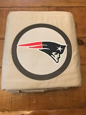 New Pottery Barn Teen NFL New England Patriots Patch Duvet Cover-Twin $119