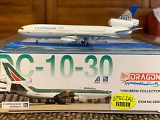 Continental Airlines Alitalia Split Livery DC-10-30 1:400 Dragon Wings #55267