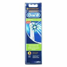 Oral-B Cross Action Electric Toothbrush Replacement Brush Heads- 3 Count