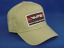3a28d5df White Farm Equipment Tractor Hat - Khaki - Snapback