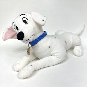 "Vintage Disney Store 101 Dalmations Movie Perdita Large Lying 24"" Plush Dog"