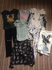 Girls clothes Summer Bundle age 8-10  Ralph Lauren Joules  H&M Animal Designs 8