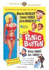 Panic Button DVD (1964) - Maurice Chevalier, Eleanor Parker, Jayne Mansfield