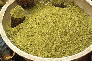 wholesale Seder Leaves Sidr fuirt leaves Bowder  ورق السدروالثمر المطحون