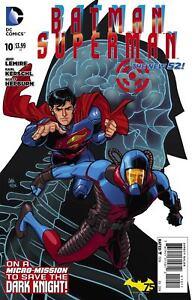 Batman Superman #10 Cover A Cameron Stewart 2014