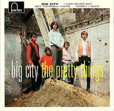 THE PRETTY THINGS    EP  NORTON    ' BIG CITY '    [USA]
