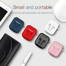 For AirPod 1 2 Case Cover Earphone Charger Cases Protect Skin Apple AirPods 1 2