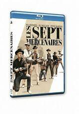 Blu Ray : Les sept mercenaires - WESTERN - NEUF