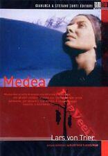 Medea NEW PAL Cult DVD Lars von Trier Denmark