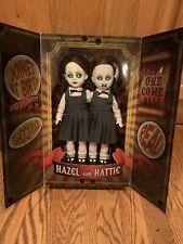 Living Dead Dolls Hazel&Hattie Resurrection 2010 Exclusive 210 Of 300 Made