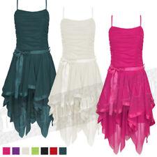 Vestidos de mujer cócteles color principal multicolor de poliéster