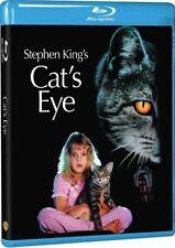 CAT'S EYE (Stephen King)- BLU RAY Sealed Region free for UK