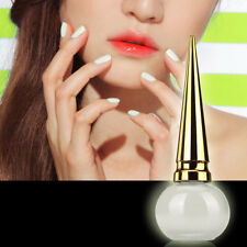 Candy Colors Neon Luminous Nail Art Polish Glow In Dark Varnish Paint 14ML Hot