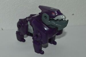 2015 McDonald's Transformers UNDERBITE Dog Happy Meal Toy Very Good Conditions