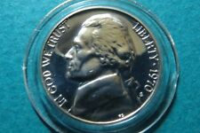 "1970-S  ""PROOF"" U.S. JEFFERSON NICKEL, UNCIRCCULATED San Francisco Mint"