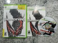 Prototype (Microsoft Xbox 360, 2009) Tested Working Free Fast Shipping