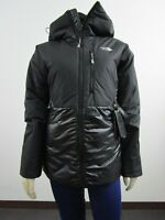 Womens The North Face TNF Summit L6 Synthetic Belay Parka Insulated Jacket Black