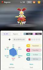 6IV Original Color Magearna National Dex - Pokemon Home LEGENDARY
