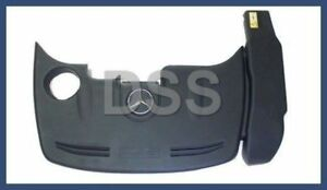 Genuine Mercedes w212 Engine Air Intake Front Cover panel shield OEM 2760100367