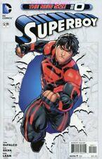 SUPERBOY #0 DC NEW 52 COMIC BOOK 1 ORIGIN 1ST KING SHARK FLASH TV SHOW HOT 1