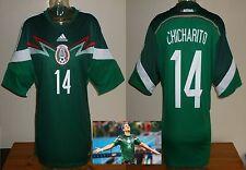V.RARE MEXICO football shirt Hernandez Chicharito Leverkusen camiseta de futbol