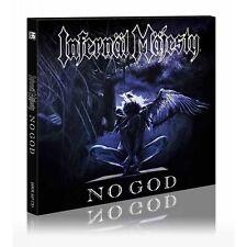 INFERNAL MAJESTY - No God (NEW*LIM.DIGIPAK*CAN THRASH METAL*RAZOR*SLAYER)