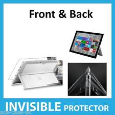 Microsoft Surface 3 PRO INVISIBLE Screen Protector Shield Full FRONT AND BACK