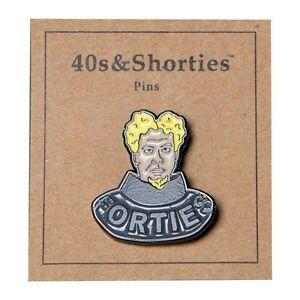 40s and Shorties High Fashion Pin black