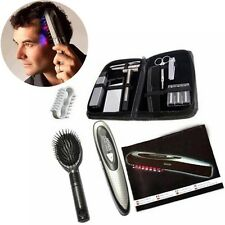 Power Grow Laser Comb Massager Brush Hair Loss Hair Growth Treatment Kit