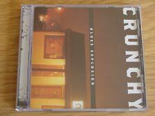 CD Single: Blues Explosion : Crunchy : Enhanced CD