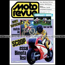 MOTO REVUE N°2342-b ★ Poster BARRY SHEENE ★ LAVERDA 500 KTM 240 GS BIMOTA 1977