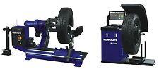 Professional Truck Tyre Changer & Wheel Balancer Machine Combo-3 (CE Standard)