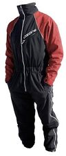 Red Flight Suit S:  Ozone Layer for Paramotoring, Paragliding and Ultralights