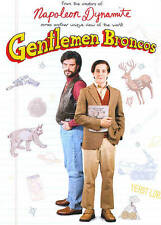 Gentlemen Broncos (DVD, 2010)