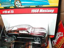 HW classics series 1  #19 1968 MUSTANG fastback  Brown