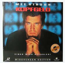 Laserdisc (LD) - KOPFGELD - Einer wird bezahlen ! - NEU
