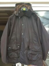 Men's Barbour Beedale Wax Jacket Size large Good condition with hood