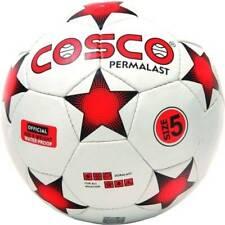 Cosco Football Permalast Soccerball Size 5 Match Ready Tournament Cosflex