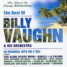 BILLY VAUGHN - VERY BEST OF BILLY VAUGHN NEW CD