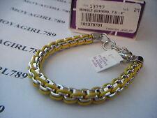 Bracelet Rv $48 Nib Lia Sophia Mingle Citron