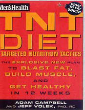 Men's Health TNT Diet: The Explosive New Plan to Blast Fat, Build Muscle, and