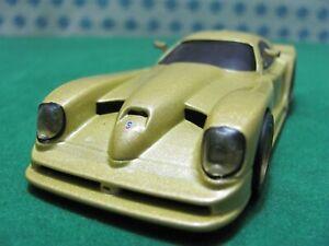 Vintage - PANOZ  GT R1  - die-cast 1/43  - perfetta