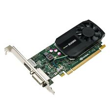 Nvidia Quadro K620 par Pny 2GB GDDR5 DVI Displayport 4K Carte Graphique