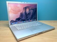 Apple MacBook Pro 15 inch Mac Laptop Computer / 2.2Ghz / 4GB / 500GB HD / Wrnty!