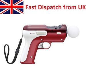 Official PlayStation Move Controller Gun Attachment for PS3 PS4 VR Shooter Game